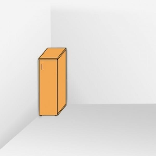 Шкаф средний узкий 208