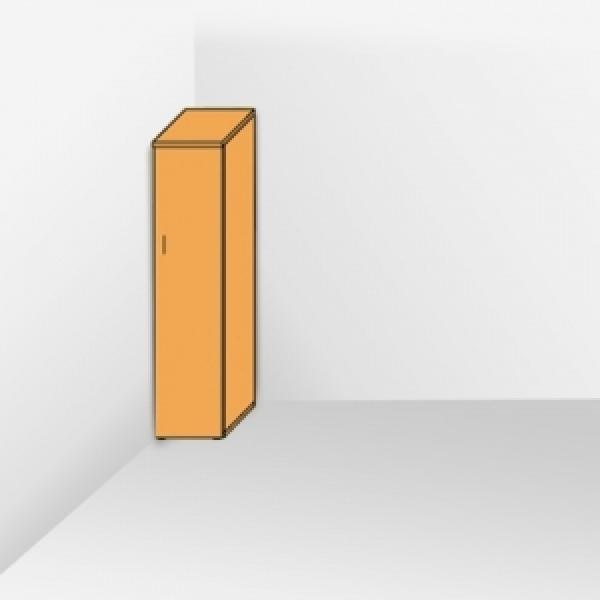 Шкаф высокий узкий 209