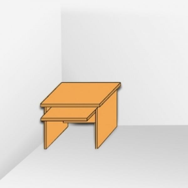 Стол компьютерный 122