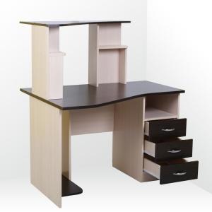Компьютерный стол 28 вектор